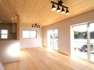 上富田町 H様邸 もみの木の家