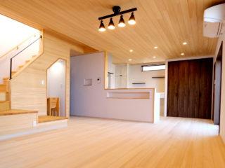 上富田町 S様邸 もみの木の家