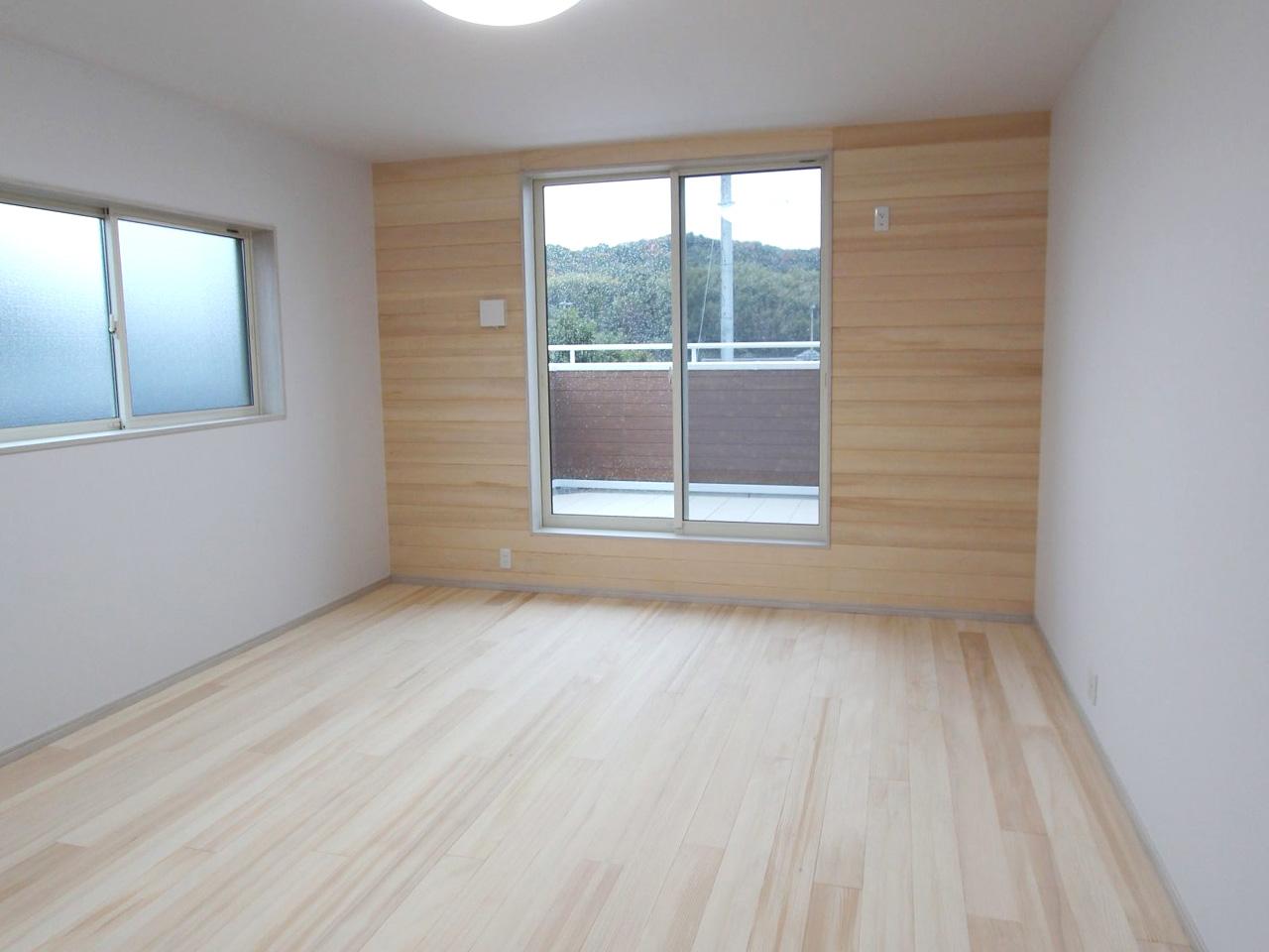 日高町 Y様邸 寝室リフォーム もみの木の家